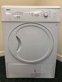 current model beko condenser dryer fully working in very good condtion