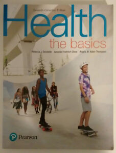 Health the Basics Seventh Canadian Edition
