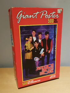 New Kids On The Block Jigsaw Puzzle