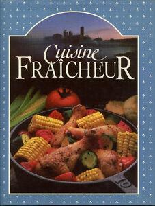 Cuisine Fraîcheur  édition Tormont  ''Recettes (800+ )