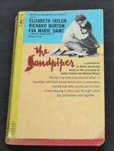 The Sandpiper by Robert Hemenway 1965 Paperback 1st Printing