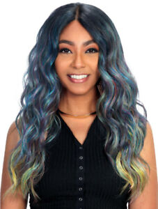 ZURY SIS BEYOND YOUR IMAGINATION LACE FRONT WIG BYD-LACE H RAVEN