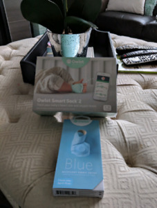 Brand new Owlet baby monitor