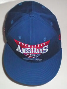 Rochester Americans New Era 9Fifty AHL Hockey Med to Lrg Cap London Ontario image 2
