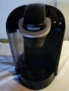Keurig coffee maker.  Model B40
