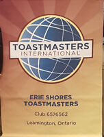 Erie Shores Toastmasters in Leamington