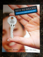 Keys To Success for General Arts & Science Program