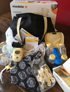 95dc54e32a Medela Freestyle Double Electric Breast Pump For Sale