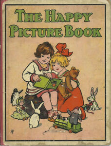 1935 - The Happy Picture Book Mrs. Herbert Strang Humphrey Milfo