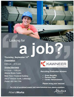 Kawneer Employer Connection Event