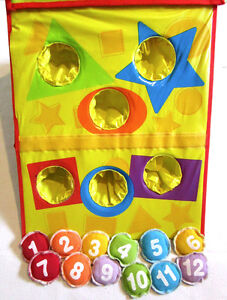 BEAN BAG SMART TOSS by LEARNING RESOURCES Windsor Region Ontario image 3