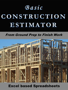 Basic Construction Estimator 1.0