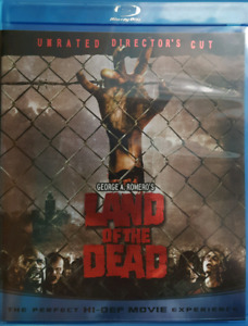 Land Of The Dead (2005) Blu-ray