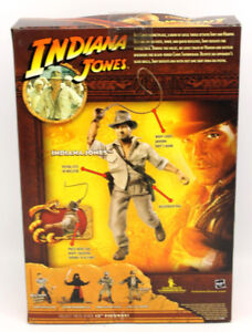 "2008 Indiana Jones Raiders of Lost Art 12"" Action Figure"