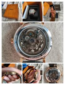 Men's Ingersoll automatic watch