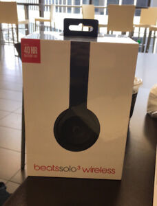 Unopened Beats Solo3 Wireless for sale