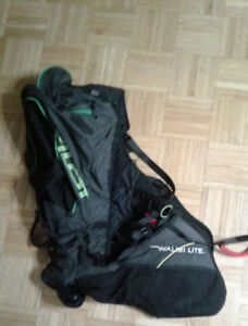 SupAir Walibi Harness   - Excellent Condition