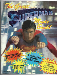 The Great Superman Movie Book (1981)