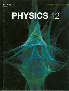 Nelson Physics 12 Textbook PDF and ANSWERS