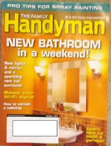 The Family Handyman – Back issues
