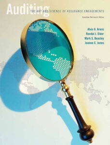Auditing The Art and Science of Assurance Engagements 13th Ed