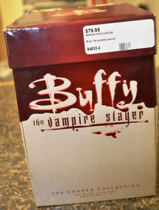 Buffy The Vampire Slayer the Complete Series on DVD