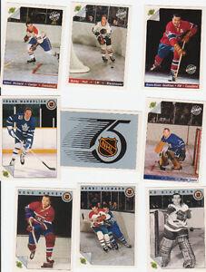 Carte Hockey Ultimate Original 6 (A165)