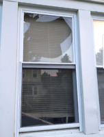 Window and glass door repair and replaced