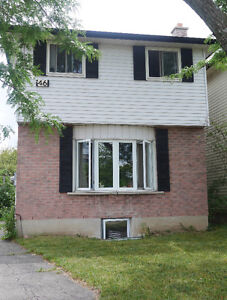 4 Bedroom House - 2 Rooms Available May 1 - $450 Utilities Inc