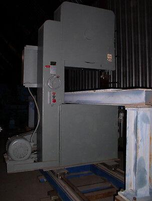 16 X 144 Tannewitz Model G1ne Vertical Band Type Plate Saw Non-ferrous Type