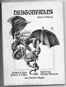 DRAGONFIELDS; tales of fantasy, No. 3 summer 80