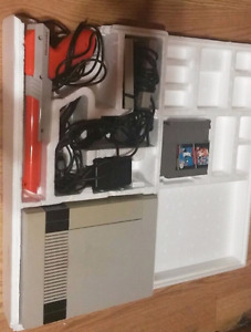 NES Action Set with Styrofoam