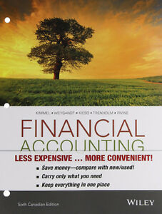 Financial Accounting: Tools for Business Decision-Making, 6th Ca