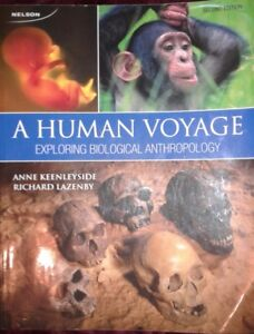 Textbook for ANTHROPOLOGY 2E03