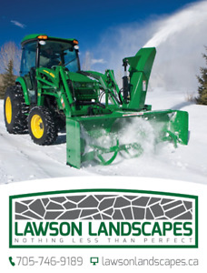 Residential and Commercial Snow Blowing in Parry Sound