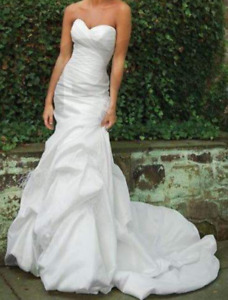 Beautiful wedding dress $300 OBO