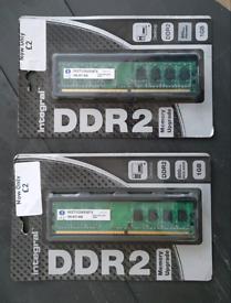 DDR 2 RAM NEW