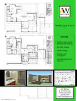 TECHNICAL DRAWINGS-RESIDENTIAL AND INDUSTRIAL