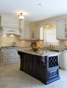 KITCHEN CABINETS SALE!  100% CUSTOM CANADIAN MADE!