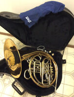 French Horn Double Conn 8D Professional
