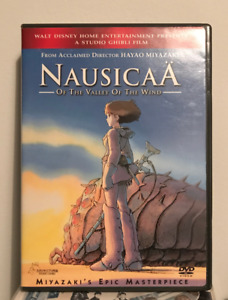 Nausicaa of the Valley of the Wind (DVD) (Studio Ghibli/Disney)