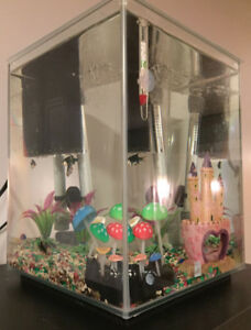 5 Gallon Fish Tank everything incl.