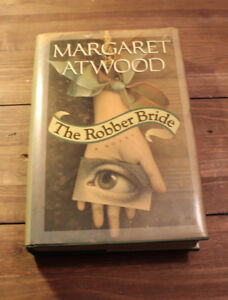 Margaret Atwood - The Robber Bride *Signed 1st Edition*