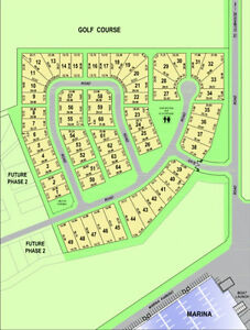 Water Front Recreational lot at Sandy Point RV Resort