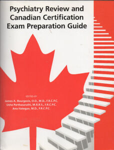 Psychiatry Review and Canadian Certification Exam Preparation Gu