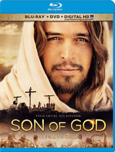 Son of God - Blu-ray + DVD + Dig - NEW