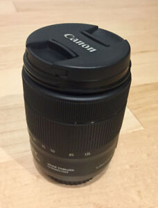 Canon EF-S 18-135 mm f/3.5-5.6 IS USM