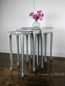 Queen Anne Tables