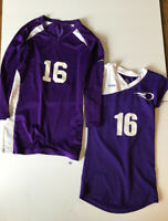 Two Volleyball Jerseys -  Size XS Ladies