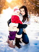Winter Mini Photo Sessions! - Family Photography